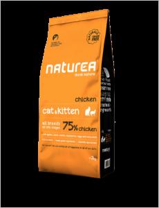 Naturals-Cat-Chicken-2kg